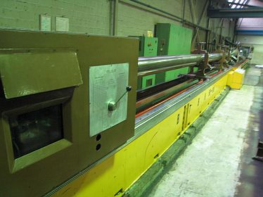 Deep hole boring machines, (conv)