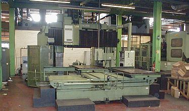 CNC bridge type machining centers
